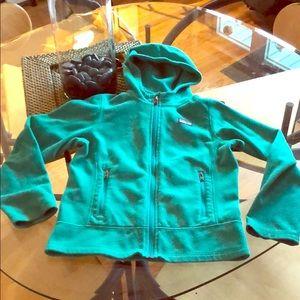 Girls Patagonia sweatshirt size 10
